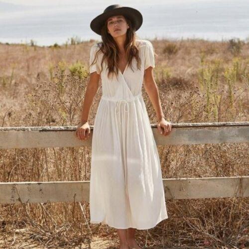 Christy Dawn Women's Dawn Dress in White Midi Text
