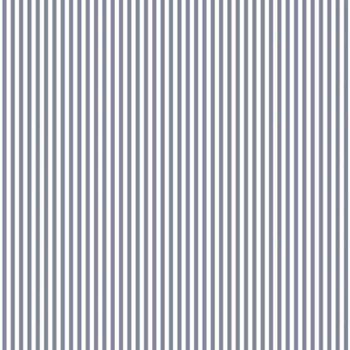 Navy Stripe 2//3mm 100/% Cotton Fabric Nursery Patchwork Sew Cotton Classics