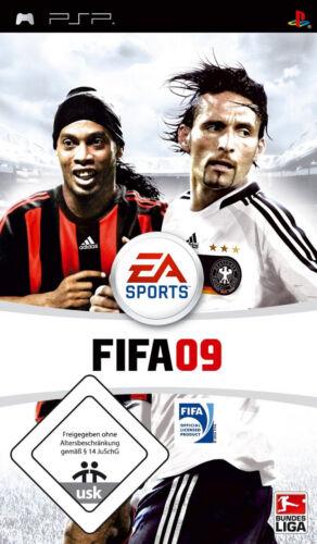 1 von 1 - Fifa 09 Fußball für Sony Playstation Portable PSP Neu/Ovp/Deutsche Version