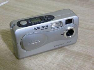 Konica KD 100 Revio - Digital Camara - Plateado