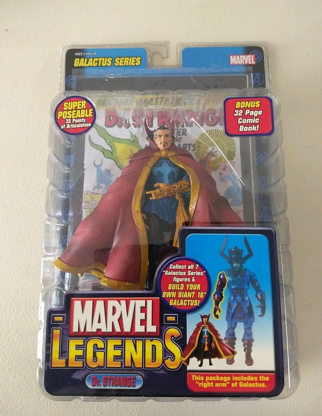 Marvel Legends Dr Strange Action Figure BAF Galactus Right Arm