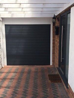 Remote Controlled Electric Roller Garage Door Diy