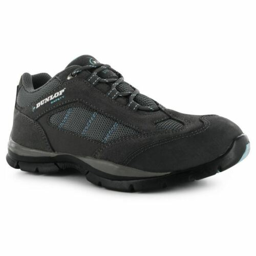 Dunlop Womens Iowa Safety Boots Toe Cap Protection Work Shoes Trainers Anti Slip