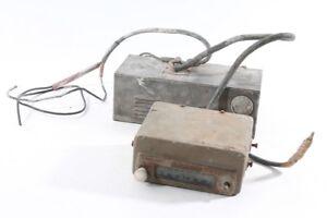 vieux voiture ancienne autoradio radio uper aiguis s1049e 3 vintage r tro ebay. Black Bedroom Furniture Sets. Home Design Ideas