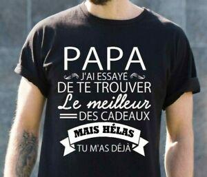 Homme tshirt cadeau haiti Tshirt Col Rond Homme T-shirt