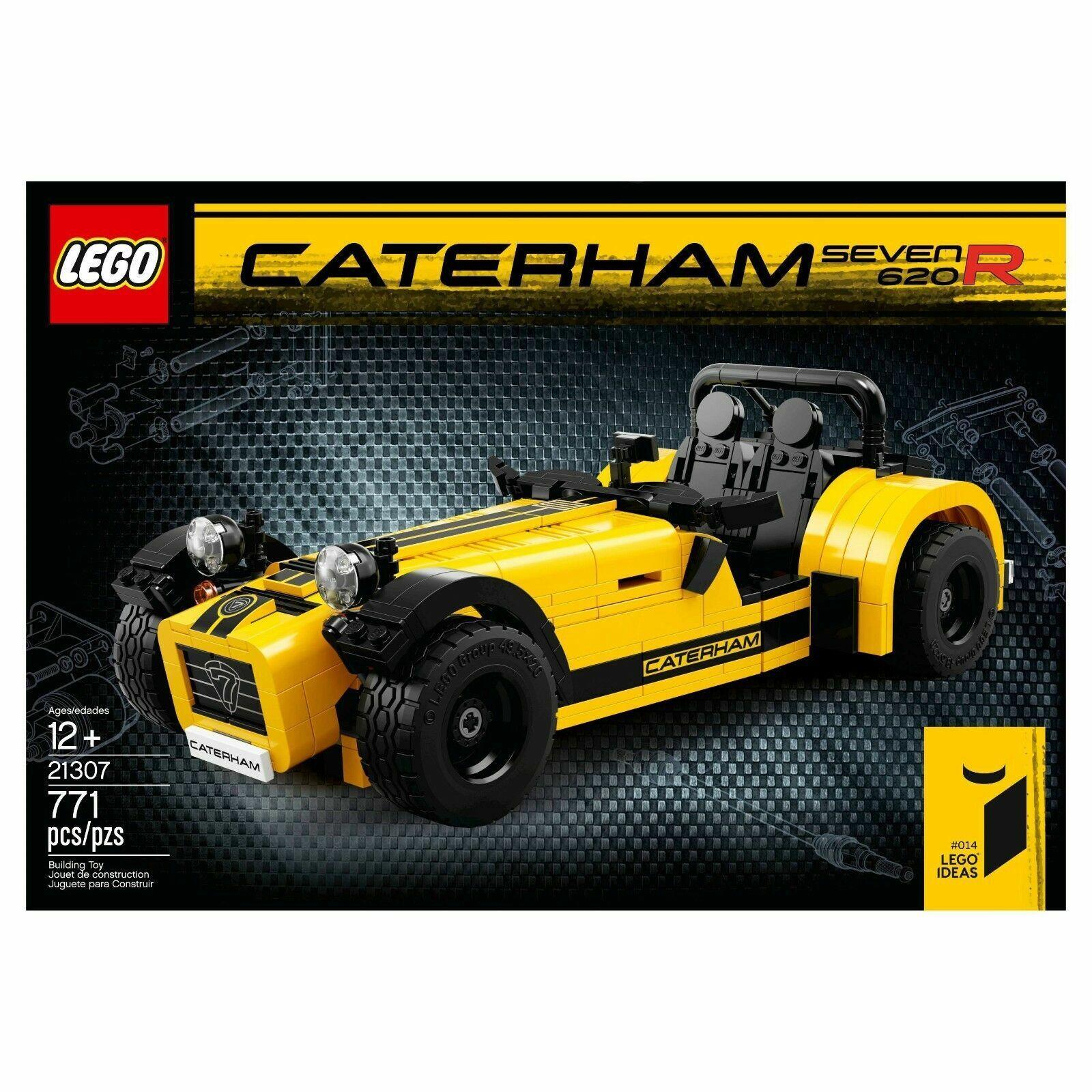 Lego Idées  Caterham Seven 620R 2016 (21307) Neuf Scellé  la qualité d'abord les consommateurs d'abord