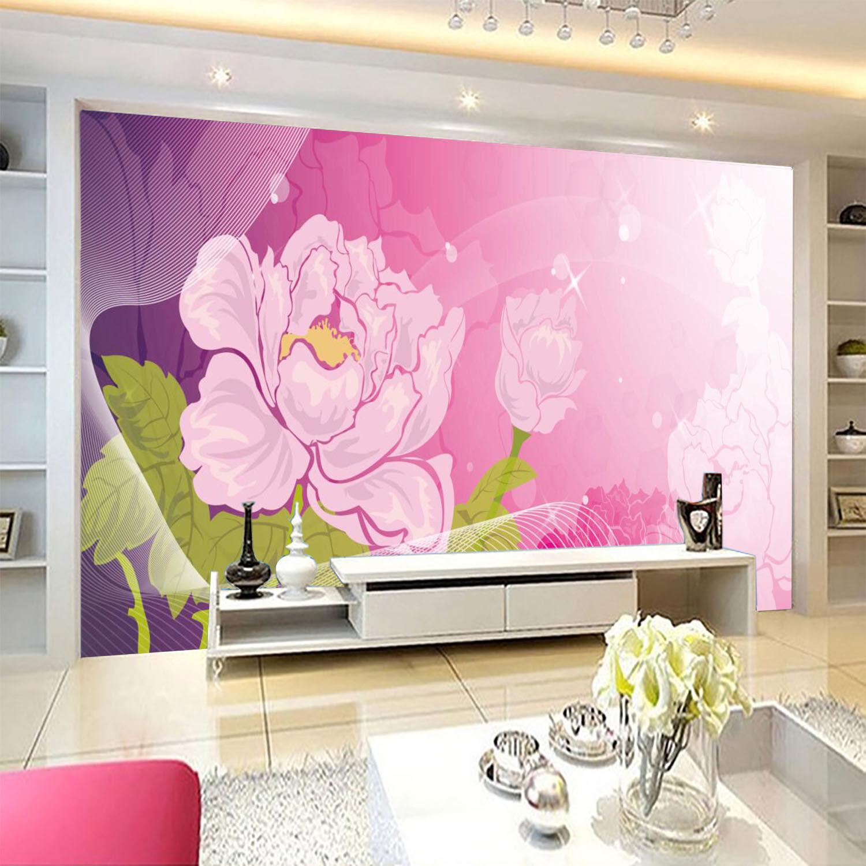 3D Rosa Muster Blaumen 863 Tapete Wandgemälde Wandgemälde Wandgemälde Tapeten Bild Familie DE Kyra | Verkauf  | Angemessene Lieferung und pünktliche Lieferung  | Zahlreiche In Vielfalt  f22030