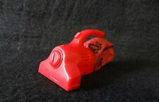 "3 1/2"" Doll Size DIRT DEVIL Junior TOY HAND Held VACUUM CLEANER Machine"