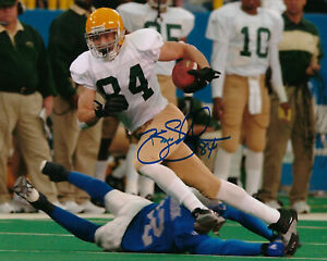 PACKERS-Bill-Schroeder-signed-photo-8x10-AUTO-w-84-Autographed-Green-Bay-WR