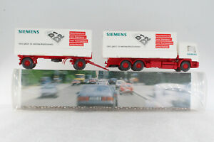 A-s-s-Wiking-camiones-se-werbemodell-f-90-siemens-telefonos-moviles-GK-43a-1992-PFA-OVP