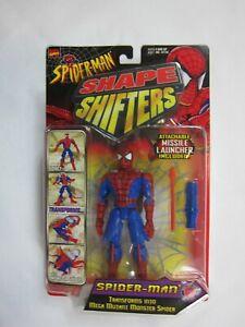 Spider-Man-Sneak-Attack-Shape-Shifters-Action-Figure-Marvel-Toy-Biz-1998