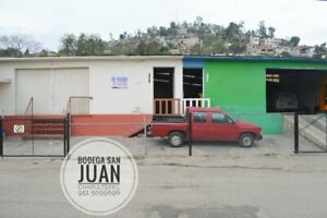 BODEGA o Terreno EN VENTA, San Juan Chapultepec