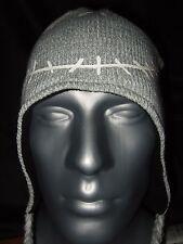 Nwt Nightmare Before Christmas Jack Glows In The Dark Skull Laplander Beanie Hat