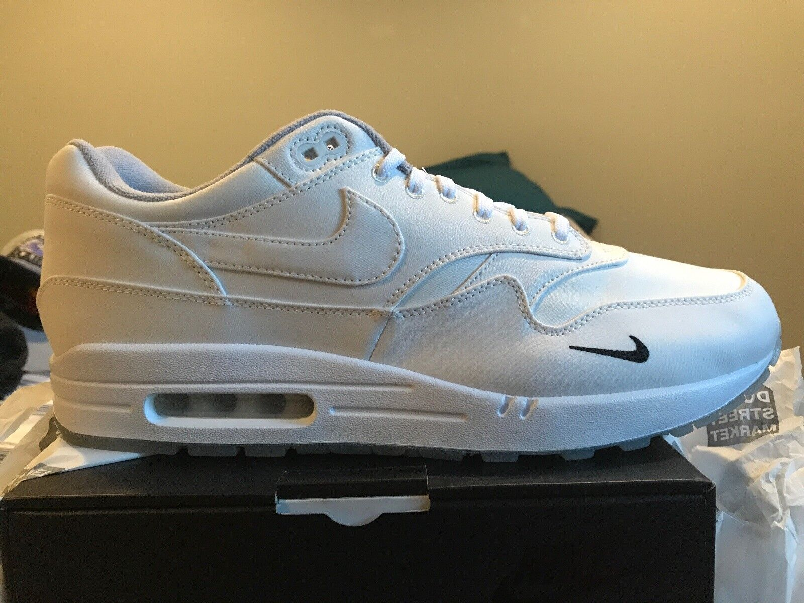 Nike Air Max 1 DSM Comfortable New shoes for men and women, limited time discount