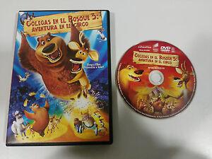 COLEGAS-EN-EL-BOSQUE-3-AVENTURA-EN-EL-CIRCO-DVD-EXTRAS-SPANOL-ENGLISH