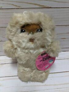 Vintage Kenner Star Wars Nippet The Ewok Plush Toy