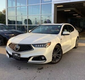 2019 Acura TLX Tech A-Spec | ** ACURA CERTIFIED **