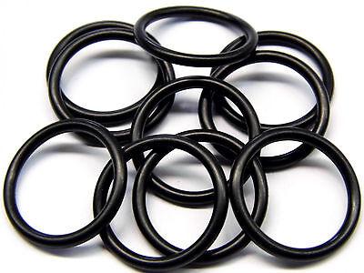 O Ringe Ø innen 50 mm x 4  mm Schnurstärke 10  Stück NBR 70 Dichtring