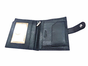 Original-Leather-Wallet-Purse-for-Men-Gents-with-Card-Slots-Black