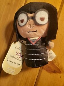 Hallmark The Incredibles Edna Mode Limited Itty Bittys Plush New Free Ship!
