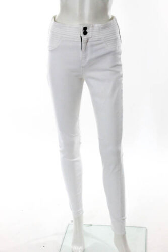 blanc denim coton Jeans en Pantalon 121252 New275 Elson 27 taille kPOZiTwXu