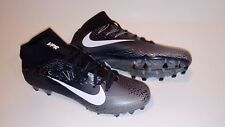 New Men Nike Vapor Untouchable 2 Football Cleats sz 12.5 824470-001 Black Grey b