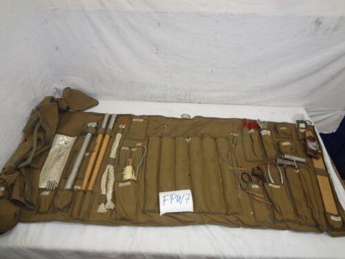 1x outil Parachute Parachute Packer Packer de rechange Ex Armée (fpw7)