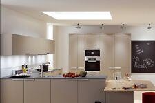 5 x 72w LED luce di pannello Sospeso Soffitto ad incasso illuminazione ufficio negozio 1200x600