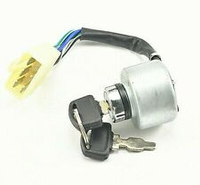 Honda Ignition Switch Fit 35100 Zb4 023 Gas Generator 6 Wire Key On Off