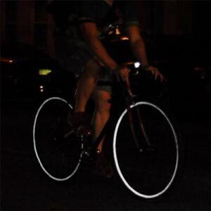 Reflector Bike High Viz Reflective Safety Cycling Bicycle Hi-Vis Stickers