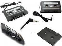 Mp3 Kassetten Adapter Radio Kassette Aux Kabel Für Mp3 Player, Smartphone Neu