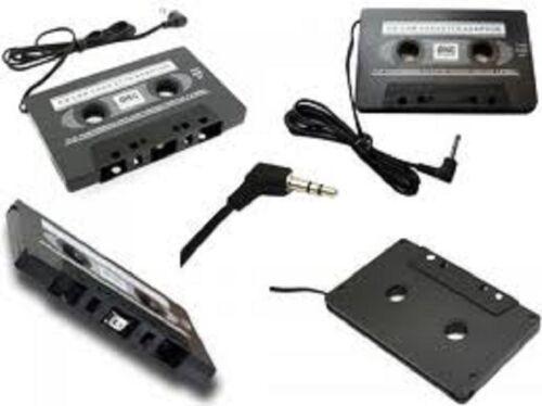 KFZ-Kassettenadapter, Tape mit 3,5 mm Klinkenstecker für Smartphones, MP3-Player