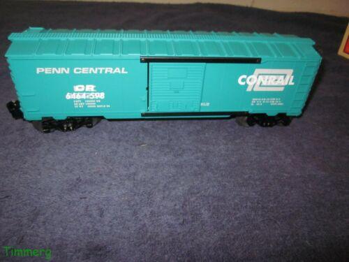 Lionel 6464 Conrail-Penn Central Overstamped Box Car 6-29233 MIB
