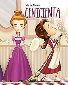 Cenicienta-Mis-Cuentos-Espanol-Edicion-por-Morn-Martn