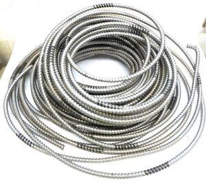 ENCORE WIRE, MC-AL, 790210821030, METAL CLAD CABLE, BLACK/WHITE, 170 ...