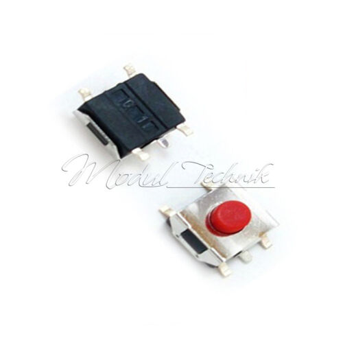 Details about  /100PCS 6x6 3.1mm-13mm SPST Micro Momentary Tactile Push PCB Button Switch B2AD
