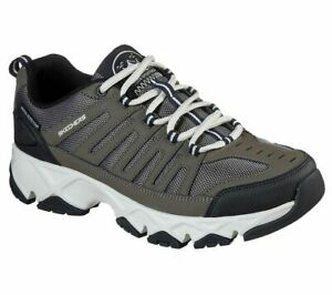 Hike Skechers Brown Extra Wide Fit