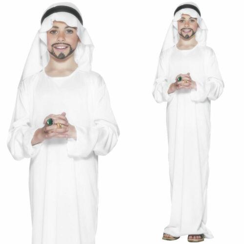 Kids Arabian Costume Déguisement Noël Nativité Homme Sage