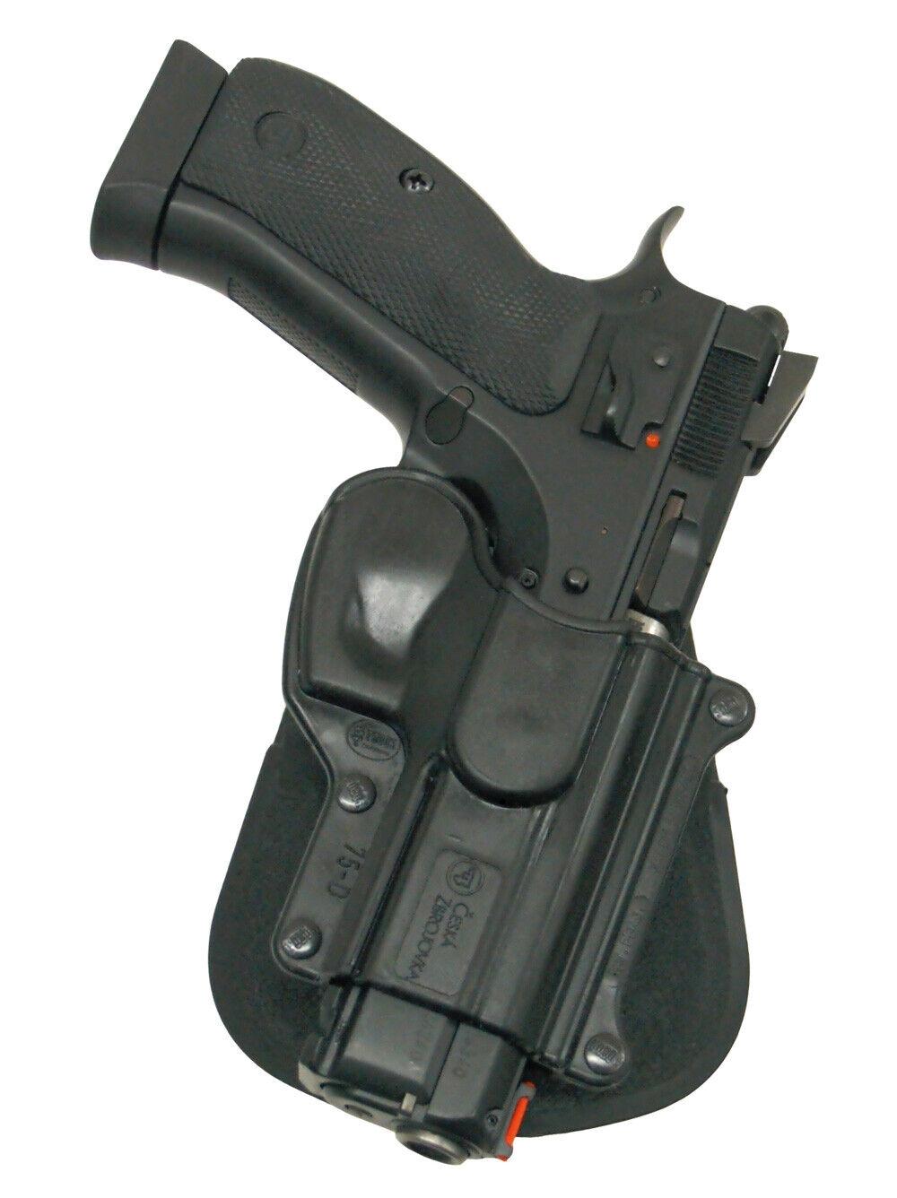 Fobus 360 redo retention paddle holster sarsilmaz defense fs   compact   canik 5