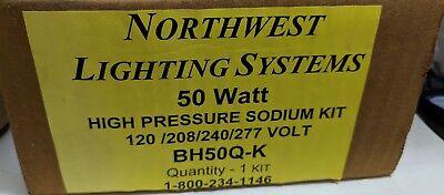 POWERLIGHTING 50 WATT HIGH PRESSURE SODIUM BALLAST KIT