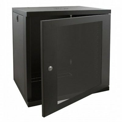 Onesto 12u 550mm Deep Wall Mounted Data Cabinet Network Cabinet Comms Cabinets 19 Inch
