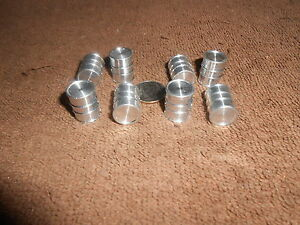 455-23 OIL DRUMS (8) FOR LIONEL TRAINS 455 OIL DERRICK + AMERICAN FLYER, MTH !!