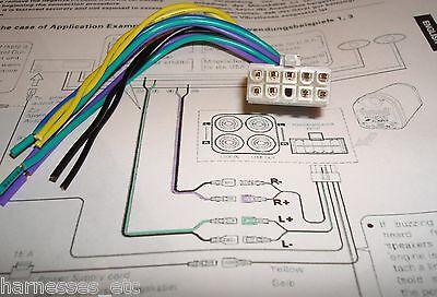 [SCHEMATICS_48DE]  KENWOOD Subwoofer AMP KSC WD250 WD250T SC-WA100 10 pin HARNESS | eBay | Kenwood Ksc Sw11 Wiring Harness Diagram Model |  | eBay