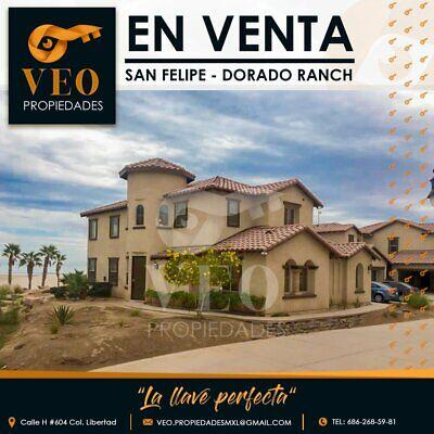 Casa en Venta en Dorado Ranch San Felipe