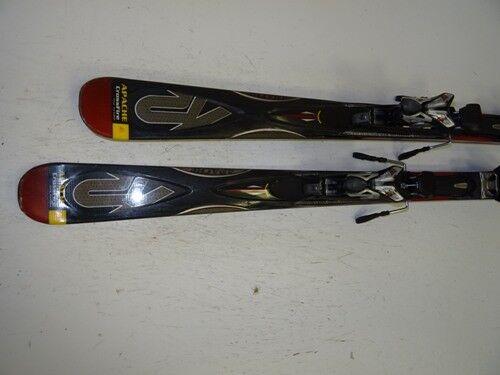 Aktionspreis  Ski Carvingski K2 Apache mit Bindung, (Z-Wert-12) (Z-Wert-12) (Z-Wert-12) 174cm (DD926) 1ba308