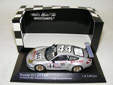 1/43 Minichamps Porsche 911 GT3 RS from 2004 24 Hours of Daytona car #44