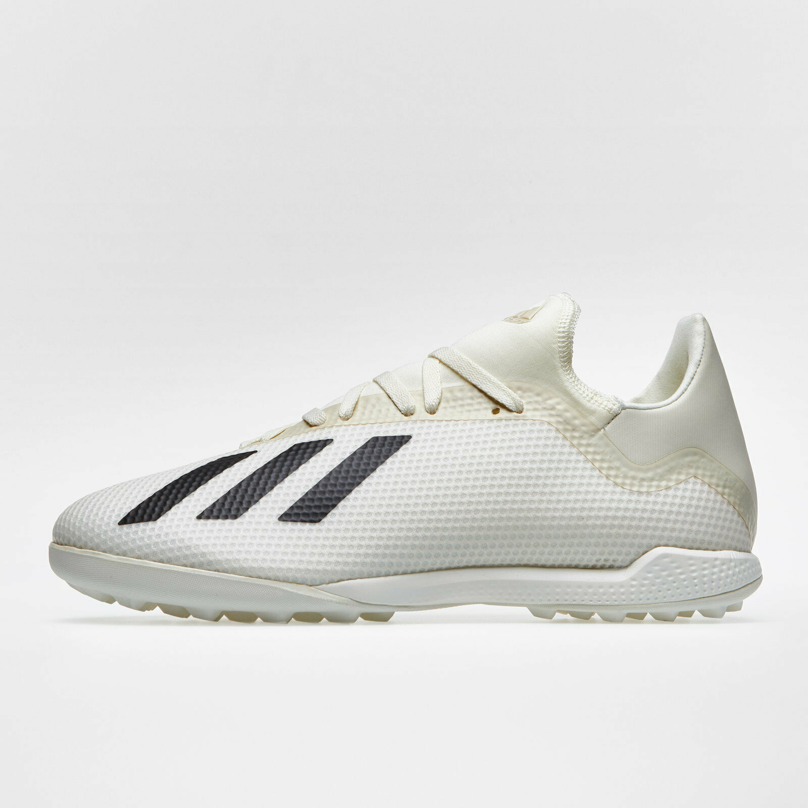 Adidas Mens X Tango 18.3 TF Football Boots Studs Trainers Sports shoes White
