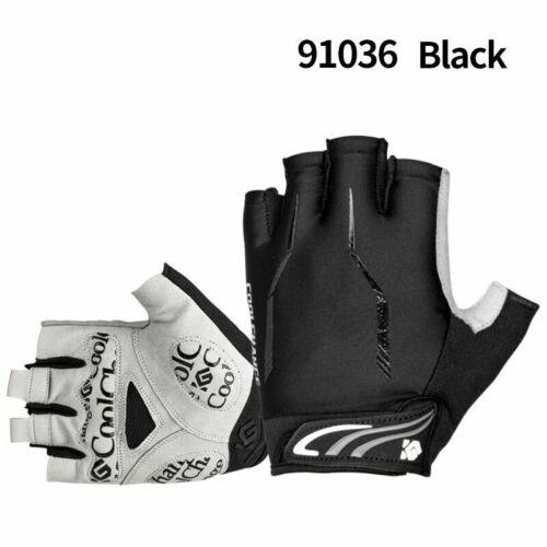 Half Finger Cycling Gloves Men Women Elastic GEL Pad Road Bike MTB Bicycle Sport