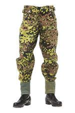 Segunda Guerra Mundial B de roble alemán Camo Pantalones Tamaño 36 práctica de Sping