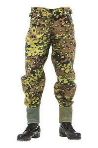 34 Pantaloni Ww2 Camo Sping Taglia B Oak tedesco Fqnr0qO